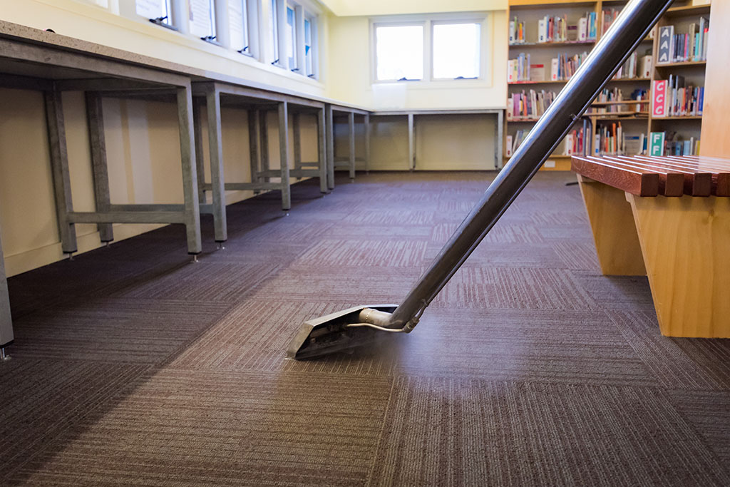 commercial carpet cleaning services in Greenbelt